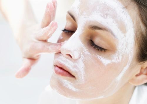Спасение от морщин – маски на основе крахмала