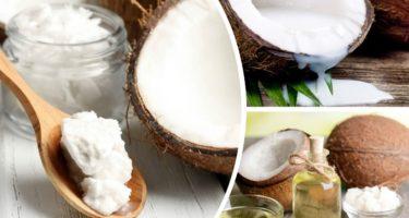 Наведем красоту с помощью полезного кокосового масла