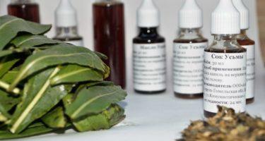 Масло усьмы — рецепты для роста волос, бровей и ресниц