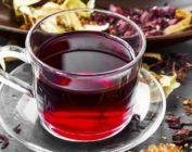 Как влияет чай каркаде на давление? Повышает или понижает?
